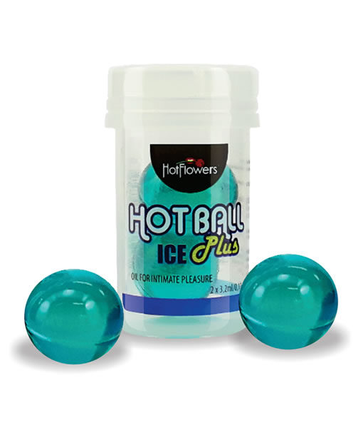 Hot Ball Ice - Pack 2 units - Hot Flowers