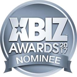 Seven Sensations XBIZ Awards Nominee