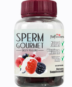 Sperm Gourmet Hot Flowers