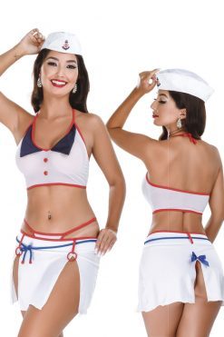 Desire Sailor Costume by Hot Flowers